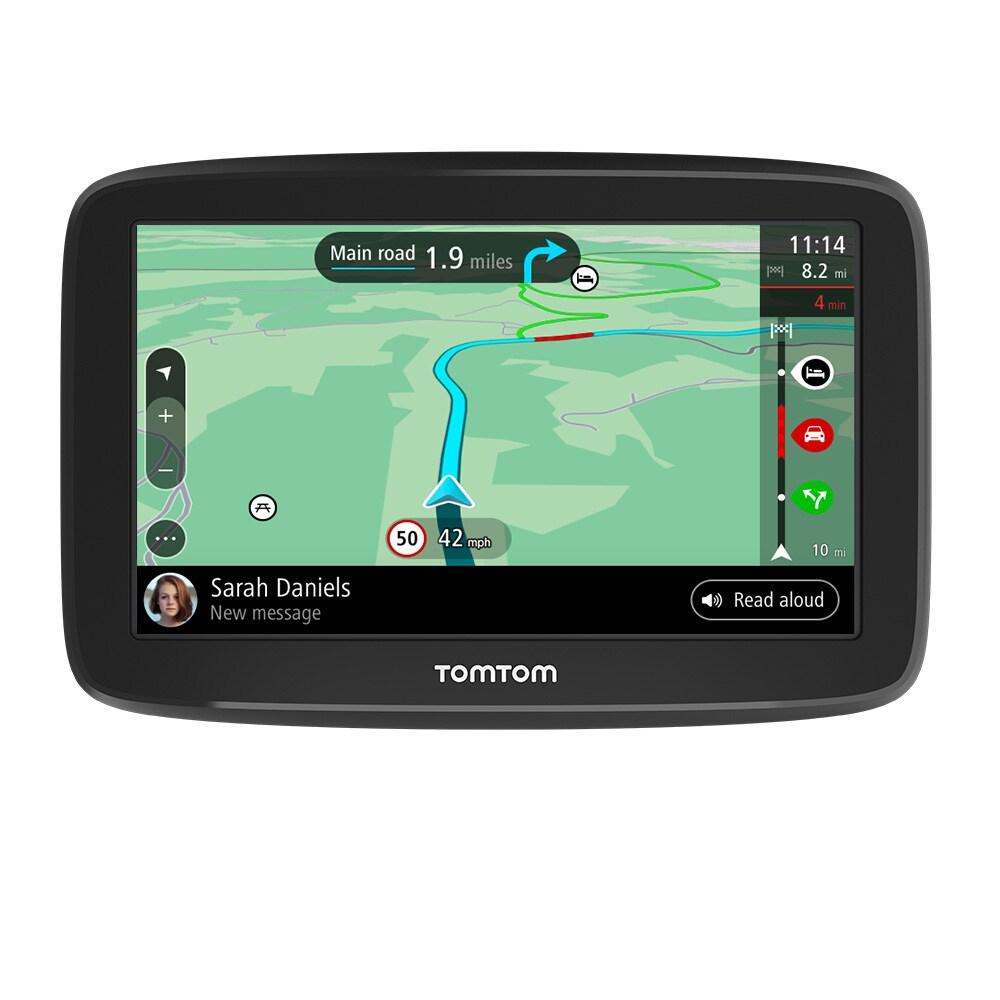 TomTom GPS Car Navigation GO Basic
